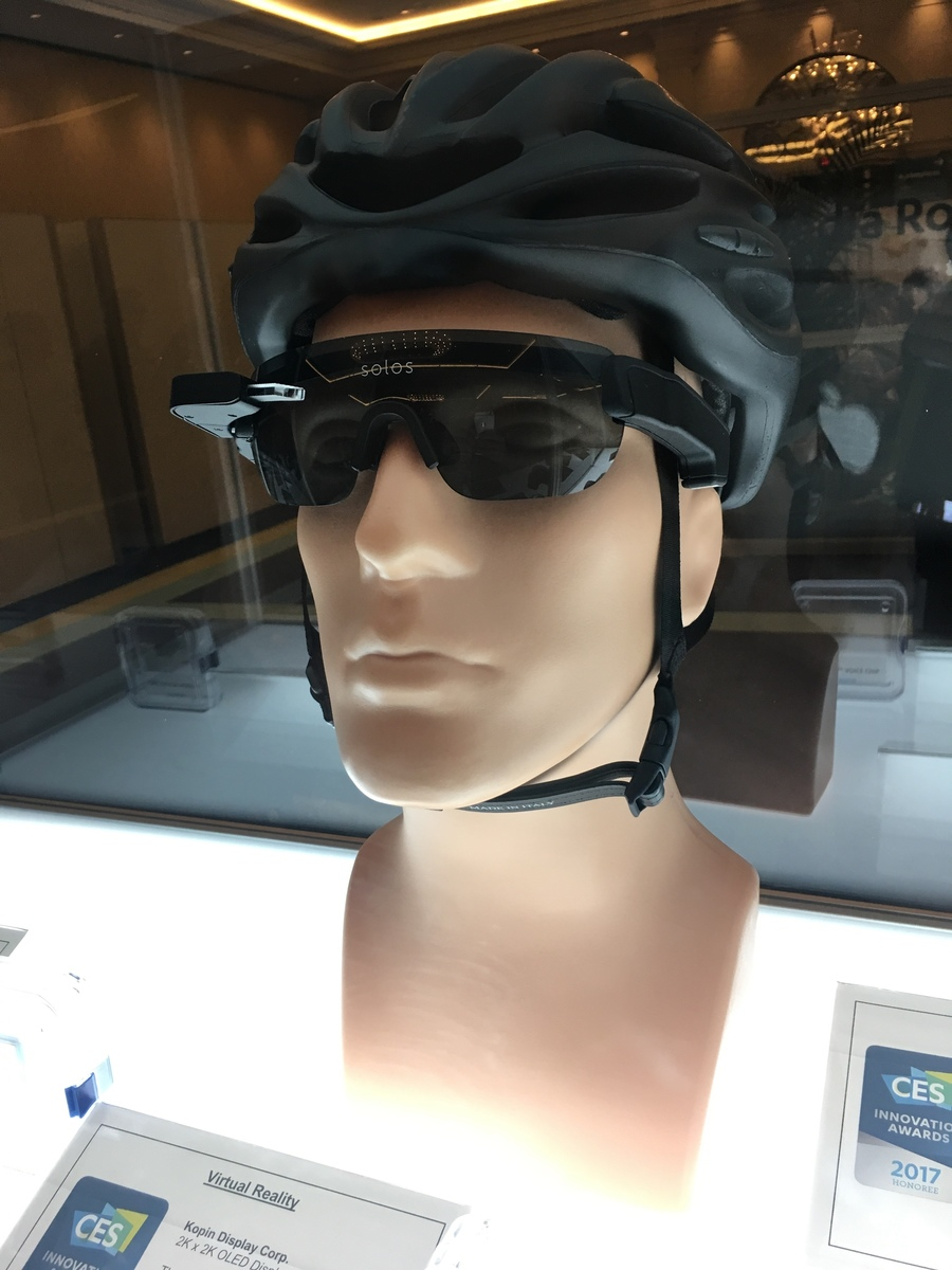 IASH cool VR glasses