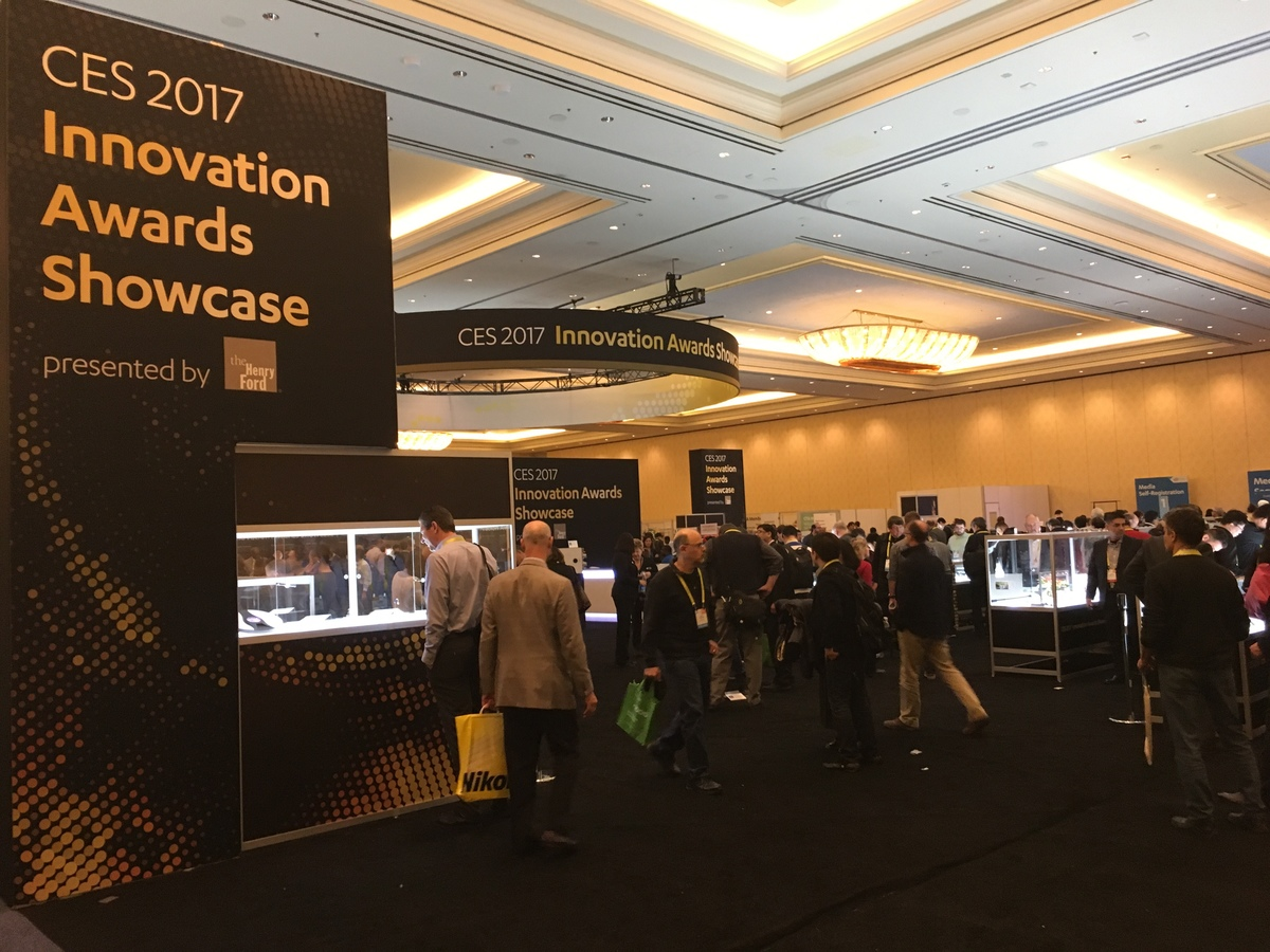 The Innovation Award Showcase